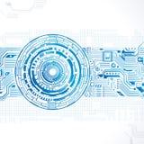 Technology Background Royalty Free Stock Photo