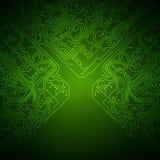 Technology background Stock Photo