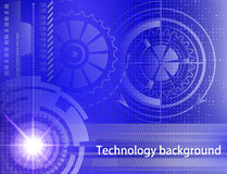 technology background. Concept of industrial design. Be Stock Image