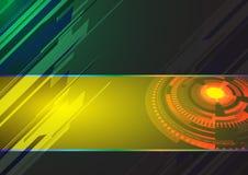 Technology Background -  illustration. Clip-art Stock Photos