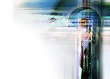 Technology background illustration Royalty Free Stock Photos