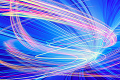 Technology background illustration, abstract speed Stock Photos