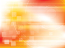 Technology background orange futuristic abstract with bright lights. Technology background futuristic abstract orange and digital bright lights, design of vector illustration