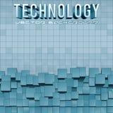 Technology Background. Royalty Free Stock Photos