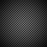 Background with Seamless Black Carbon Texture Stock Images