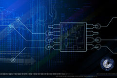 Technology concept Stock Photography