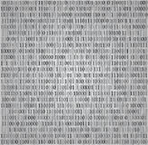 Technology concept hex code digital background Royalty Free Stock Photo