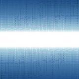 Technology dashes stripe Stock Photo