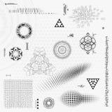 Technology design element. Vector illustration Stock Photo