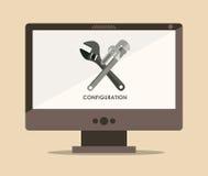 Technology design Stock Photo