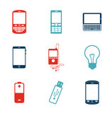 Technology design Royalty Free Stock Images