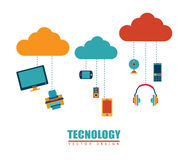 Technology design Stock Photo