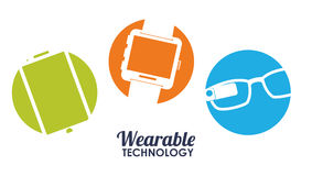 Technology design. Royalty Free Stock Photography