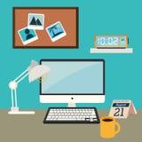 Technology design, vector illustration. Royalty Free Stock Photos