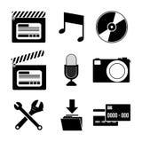 Technology design,vector illustration. Royalty Free Stock Image