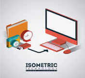 Technology design, vector illustration. Stock Images