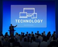 Technology Device Development Digital Concept royalty free stock photos