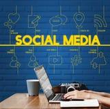 Technology Digital Communication Internet Connection Concept Stock Photos