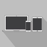 Technology Digital Device Icon Vector Concept Royalty Free Stock Images