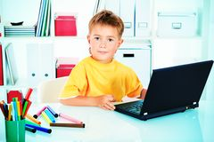 Technology education Royalty Free Stock Image