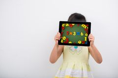 Technology in education Royalty Free Stock Image