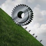 Technology Eliminating Jobs Stock Photography