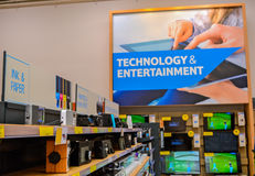 Technology & Entertainment Royalty Free Stock Images