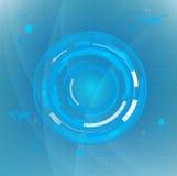 Technology futuristic circuit digital background, Vector & illustration Stock Photography