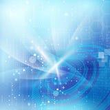 Technology futuristic digital background, Vector & illustration Royalty Free Stock Photography