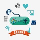 Technology gadget design Royalty Free Stock Photos