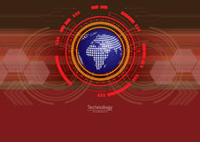 Technology Global Digital Background Stock Photos