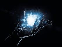 Technology Glow Stock Photos