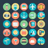 Technology and Hardware Colored Vector Icons 2. Travelling, We are offering you a set of Travel icons. Useful and optimal for apps, websites. You can use it in royalty free illustration