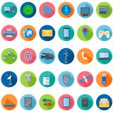 Technology Icon Royalty Free Stock Image