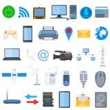 Technology Icon Stock Photos