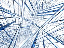 Technology illustration Stock Image