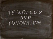 Technology and innovation Stock Images