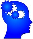 Technology innovation mind Stock Image