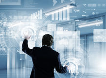 Technology innovations Stock Images