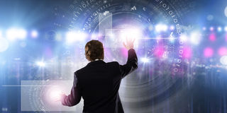 Technology innovations Royalty Free Stock Photo