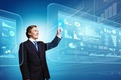 Technology innovations Stock Photo