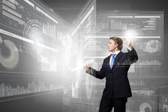 Technology innovations Royalty Free Stock Image
