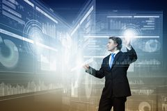 Technology innovations Stock Photography