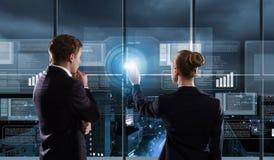 Technology innovations Stock Image