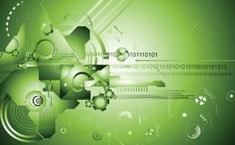 Technology and Internet. Illustration of Technology and Internet Royalty Free Stock Photos