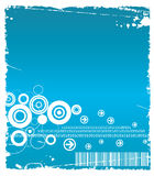 Technology Loop Background Stock Photo
