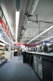 Technology market Stock Photo
