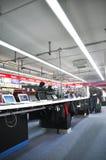 Technology market Stock Images