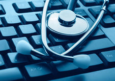 Technology and medicine Stock Photography