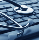 Technology and medicine stock images